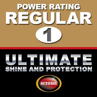 Power rating Regular