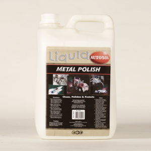 Metal Polish Liquid economical