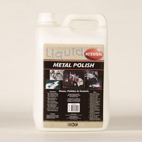 Metal Polish Liquid economical