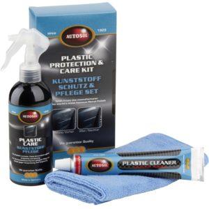 plastic care kit