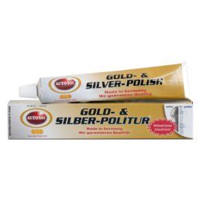 gold silver polish