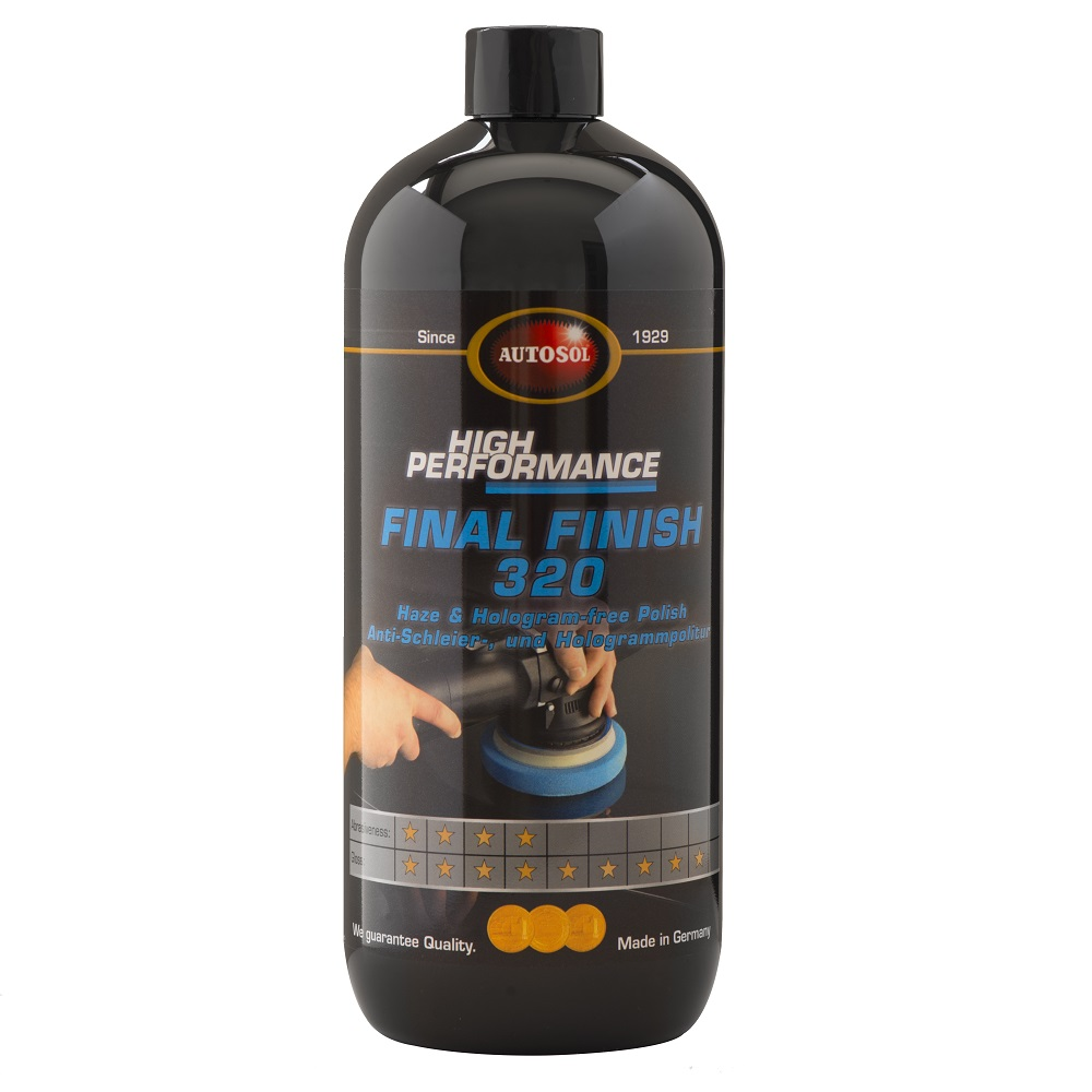 Autosol Hologram And Swirl Remover 1l Final Finish 320