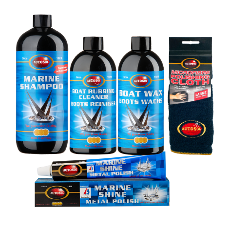 Boat Cleaning Pack